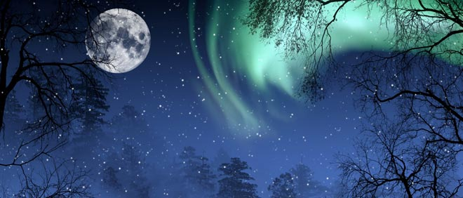Leo Full Moon Opposed by an Aquarius Sun