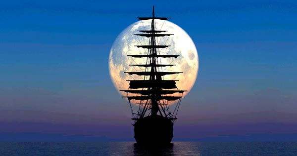 Captain of the Full Moon