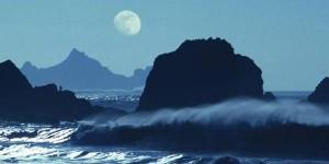 California Moon Rockaway Beach