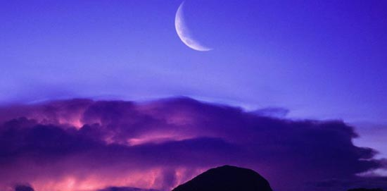 New Moon Mesquite NV 2014