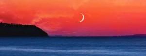 Puget Sound New Moon