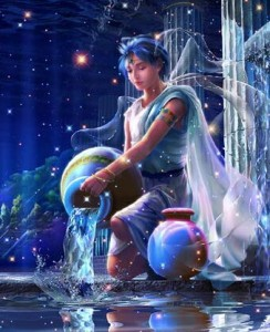 Aquarius-water-bearer