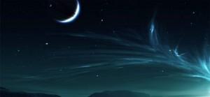 New Moon Astrology Photograph