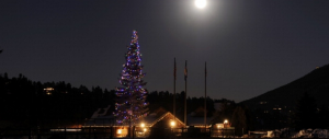 Christmas Full Moon 2015