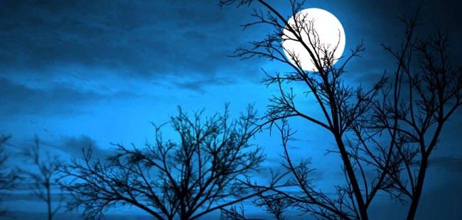 Photo of October Full Moon