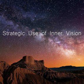 The Strategic Use of Inner Vision — Libra New Moon Sept 2019