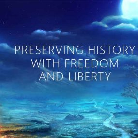 Preserving the Vision of Freedom and Liberty — Capricorn Lunar Eclipse Astrology Report July 4th, 2020