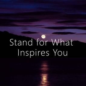A Time to Stand for What Inspires You — Aries Full Moon Report Oct 1, 2020