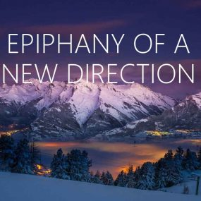 The Epiphany of a Completely New Direction — Capricorn New Moon Astrology Jan 12, 2021